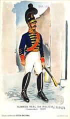 Soldado da Guarda Real de Polícia